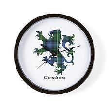 Lion - Gordon Wall Clock