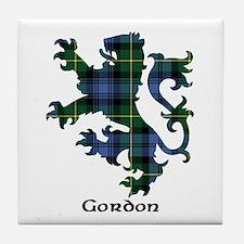 Lion - Gordon Tile Coaster