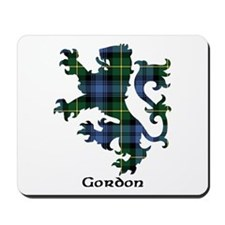 Lion - Gordon Mousepad