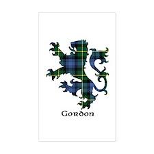 Lion - Gordon Decal