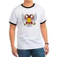 Eagle with shield T