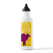 Cute Hair Water Bottle