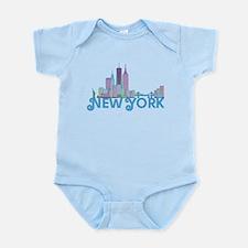 Skyline New York Body Suit