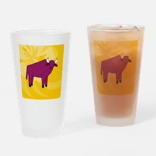 Unique Yak hair Drinking Glass