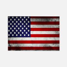 Vintage USA Flag Magnets