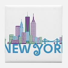Unique Midtown Tile Coaster