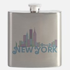 Cute Midtown Flask