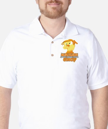 Multiple Sclerosis Messed With The Wron Golf Shirt
