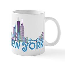 Skyline New York Mugs