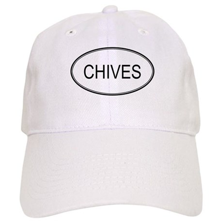 CHIVES (oval) Cap