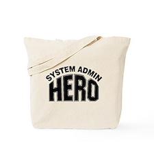 System Admin Hero Tote Bag