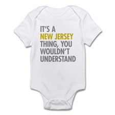 Its A New Jersey Thing Infant Bodysuit