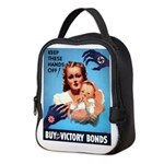 Buy War Bonds Neoprene Lunch Bag