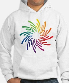 Funny Primary colors Hoodie