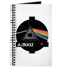 Funny Dark side Journal