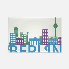 Skyline Berlin Magnets