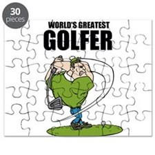 World's Greatest Golfer Puzzle