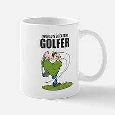 World's Greatest Golfer Mugs