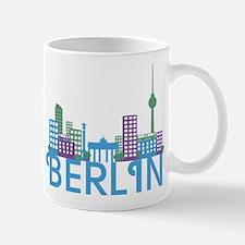 Skyline Berlin Mugs