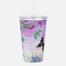New Guinea Delight Acrylic Double-Wall Tumbler