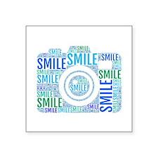 Camera smile Sticker