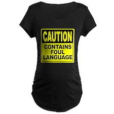 Contains Foul Language T-Shirt