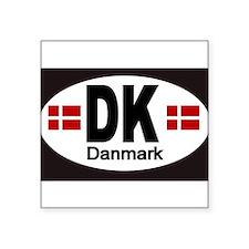 DK_Oval Sticker
