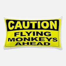 Flying Monkeys Ahead Wide Pillow Case