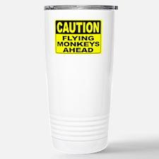 Flying Monkeys Ahead Wi Travel Mug