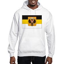 Russian Empire Flag Hoodie