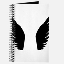 Funny Angel wing Journal