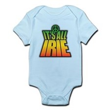 It's All Irie-Peace Body Suit