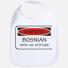 Attitude Bosnian Bib