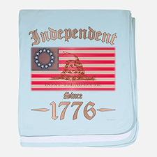 Independent baby blanket