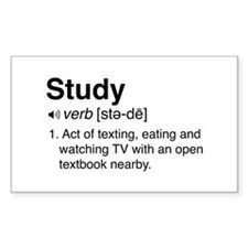 Study definition Decal