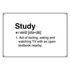 Study definition Banner