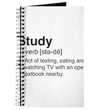 Study definition Journal