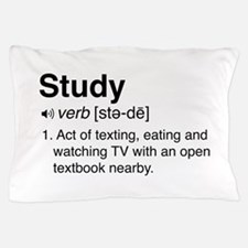 Study definition Pillow Case
