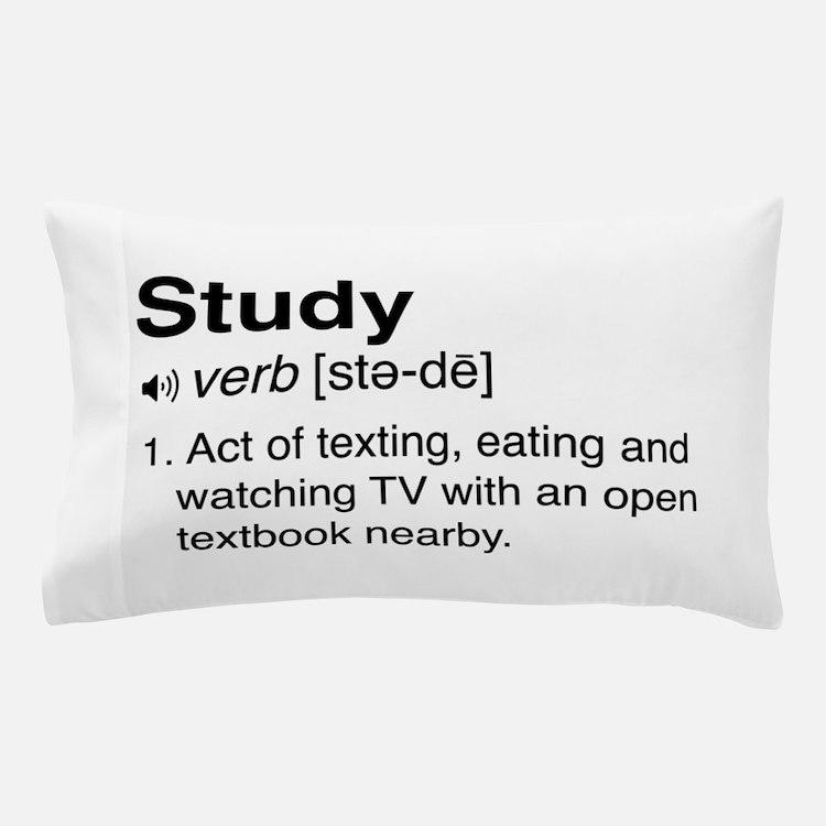 Study definition Pillow Case