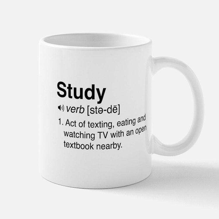 Study definition Mugs