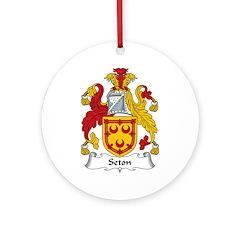 Seton Ornament (Round)