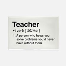 Teacher Definition Magnets