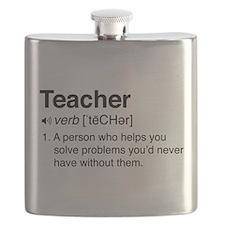 Teacher Definition Flask