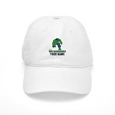 The Incredible Hulk Personalized Designs Baseball Baseball Cap