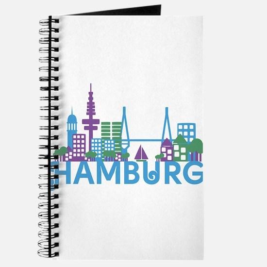 Cute Germany hamburg Journal