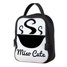 Miso cute Neoprene Lunch Bag