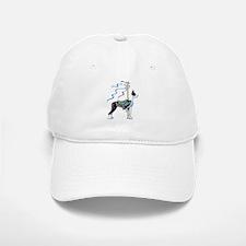 Great Dane Mantle Carousel Baseball Baseball Cap