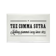 The comma sutra Magnets