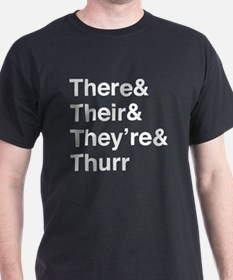 There their thurr T-Shirt