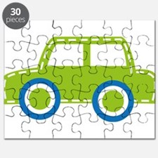 Cute Childrens race cars Puzzle